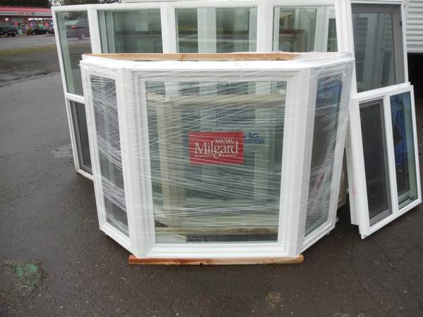 Discount windows window replacement eugene oregon for Discount bay windows