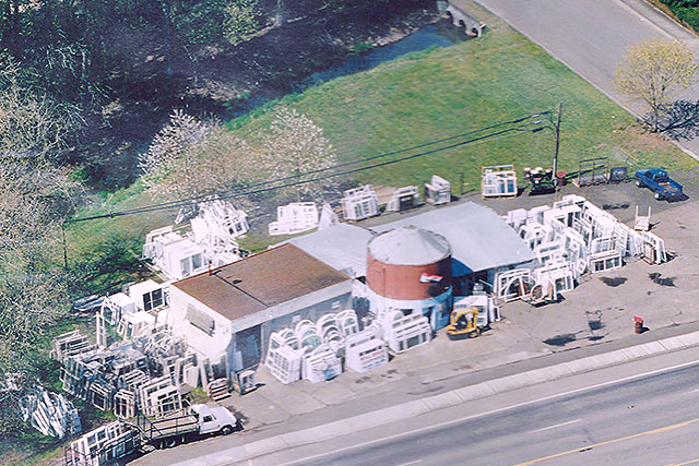 Aerial View 2001